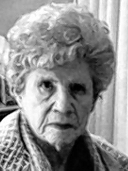 """LOVELEE, Margaret Dorothy """"Dot"""" (Lyden)"""
