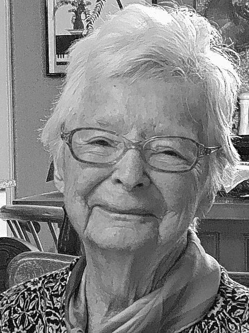 DUBENITZ, Ruth B. (Olsen)