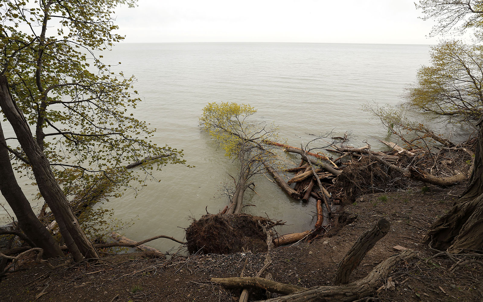 Trump approves disaster aid for some counties hit by Lake Ontario flooding