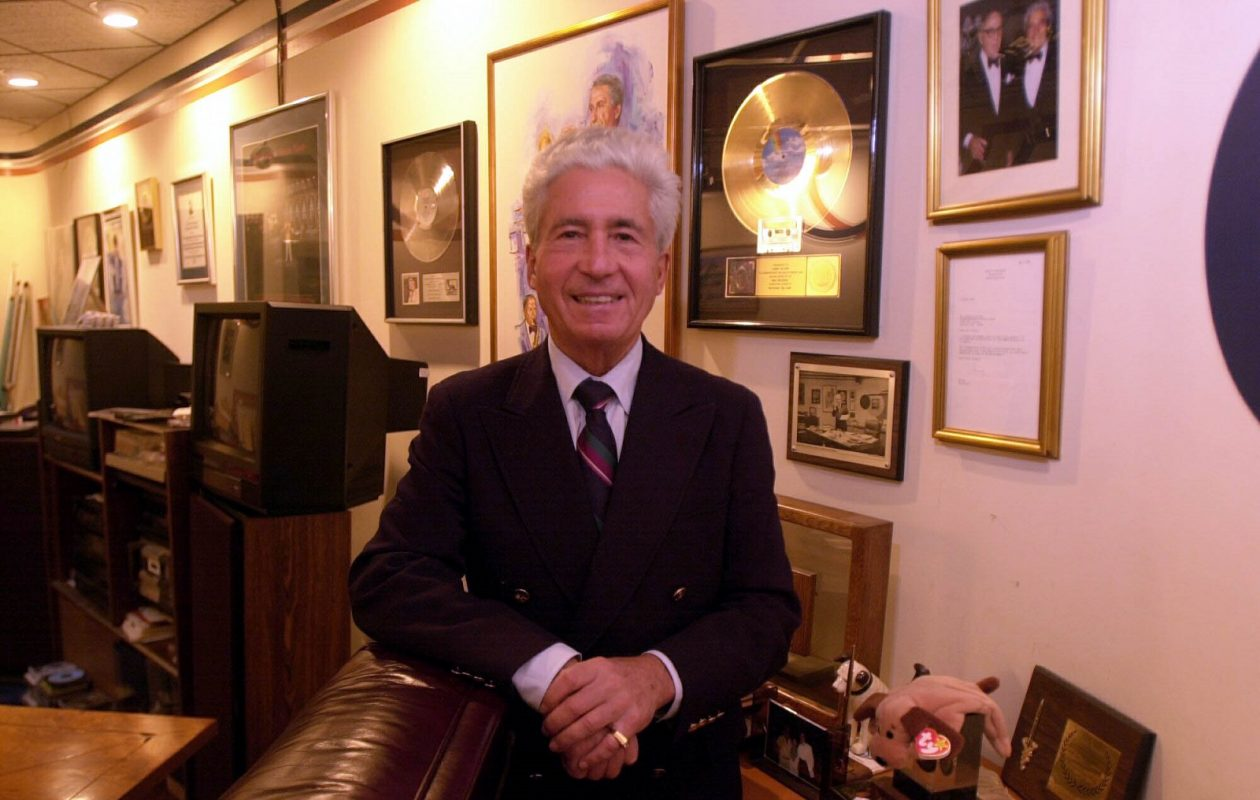 Lenny Silver, pictured in his office in 2013. (Robert Kirkham)