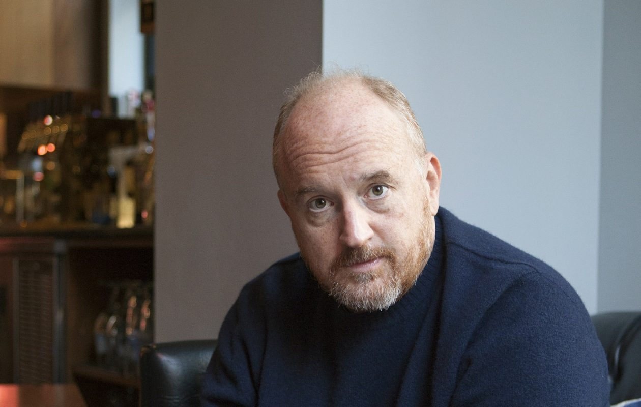Louis C.K., here in Toronto in September, is the latest high-profile celebrity accused of sexual misconduct. (Angela Lewis/The New York Times)
