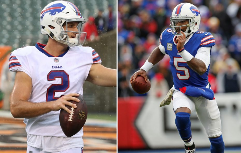 Magnificent Buffalo Twitter Reacts To Bills Benching Of Tyrod Taylor Creativecarmelina Interior Chair Design Creativecarmelinacom