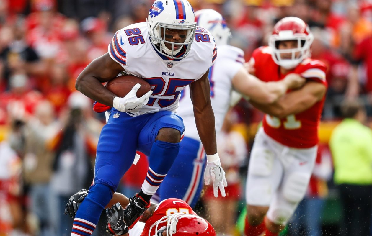 Buffalo Bills running back LeSean McCoy  (Getty Images)