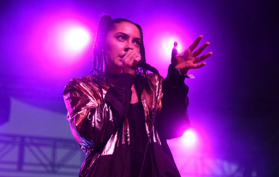 Bishop Briggs will perform at the Kerfuffle Before Christmas. (Getty Images)