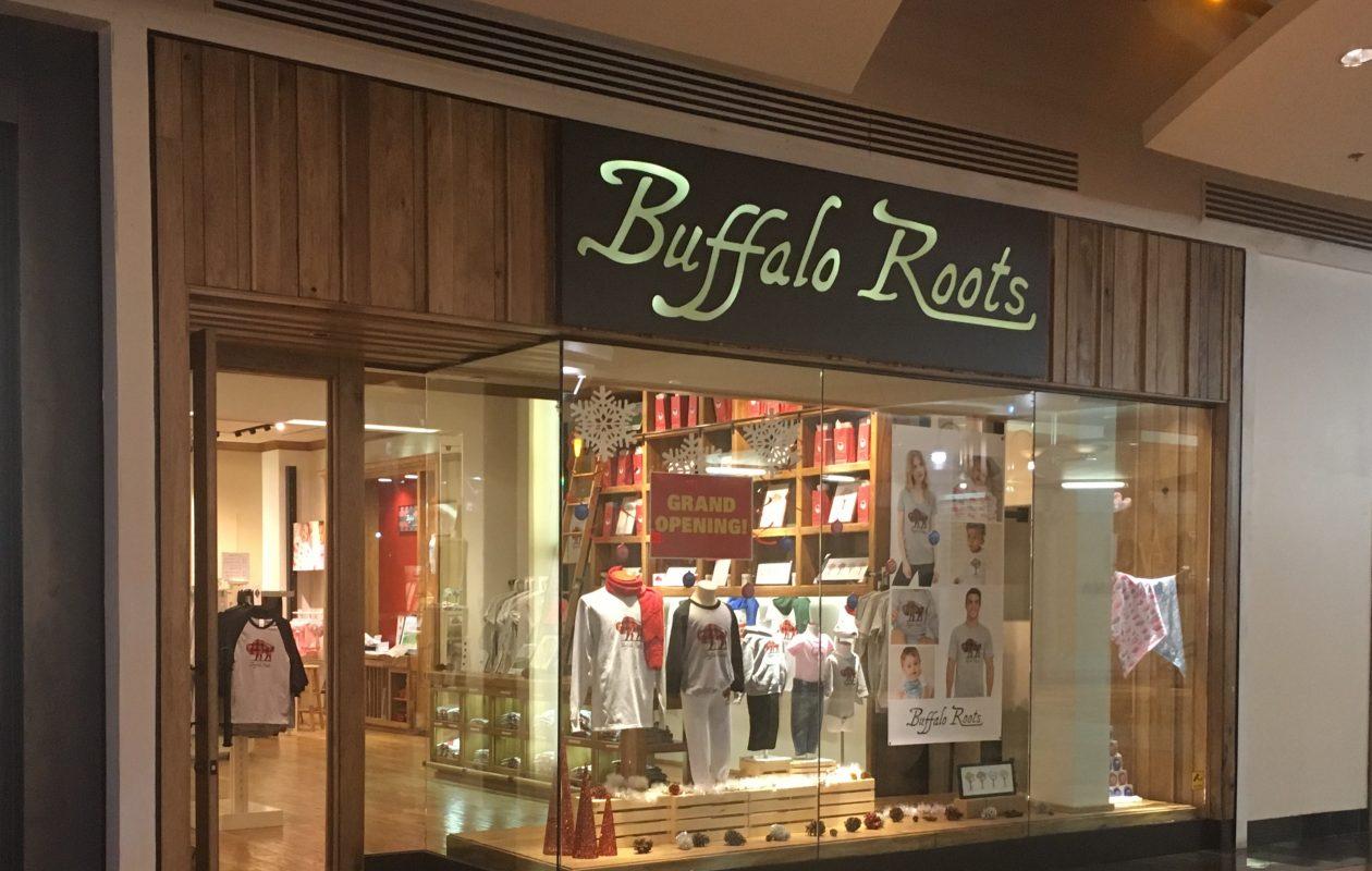 Buffalo Roots sells Buffalo-themed merchandise. (Contributed photo)