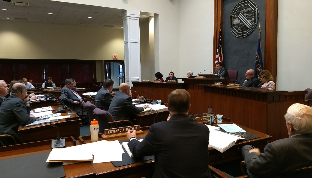 Daylong budget hearings before the Erie County Legislature this week bring department heads before elected leaders to justify spending.