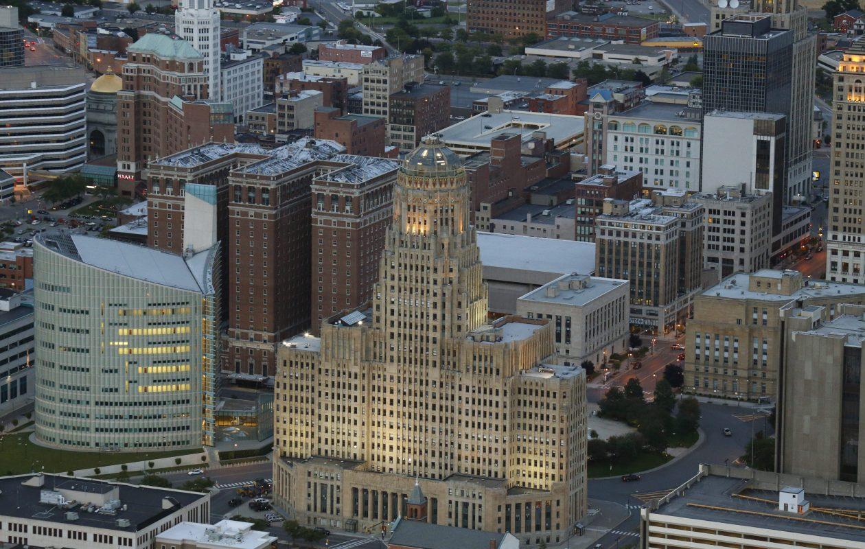 Buffalo's budget is a bit slimmer this year. (Derek Gee/Buffalo News)