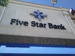 A Five Star Bank branch in Warsaw. (Matt Glynn/Buffalo News)