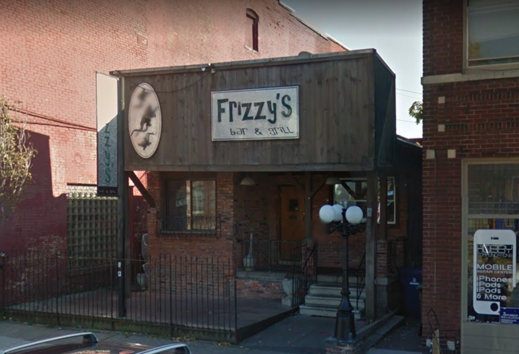 Frizzy's Bar and Grill on Allen Street. (Google Maps)