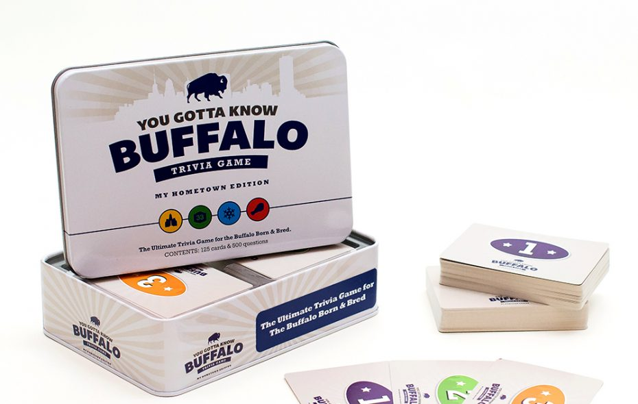 You Gotta Know Buffalo tests players' knowledge of Buffalo. (Contributed photo)