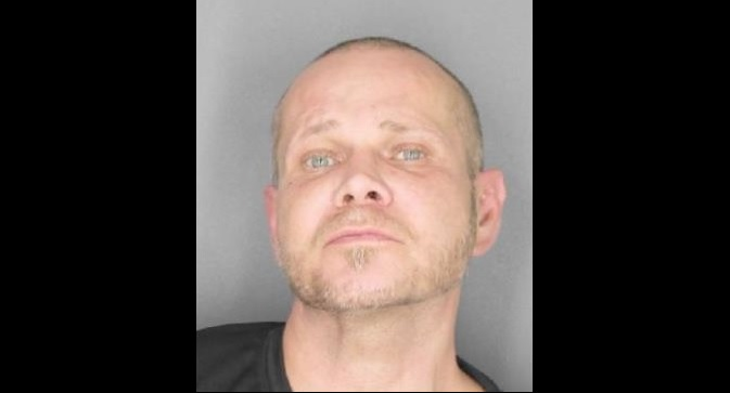 Gary D. Sullivan, 41, has been charged with two counts of obstruction of breathing along with other charges. (Photo courtesy Erie County Sheriff's Office)