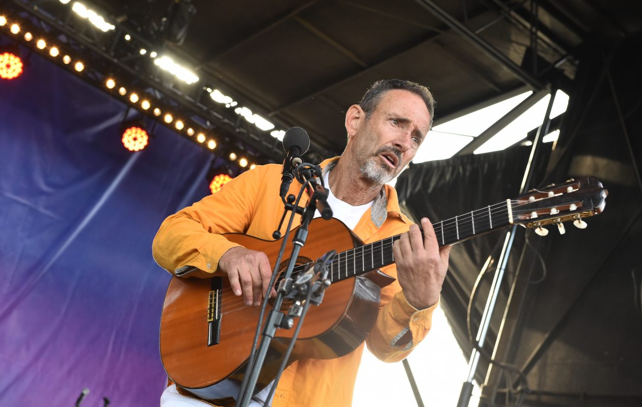 Guitarist and singer Jonathan Richman will perform at the Nietzsche's Folk Festival. (Getty Images)