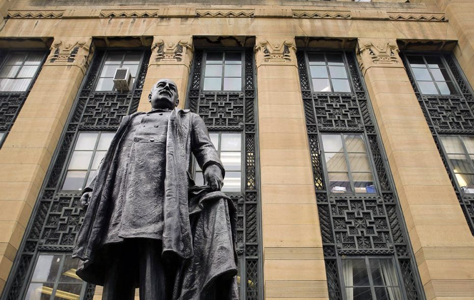 How much do you know about mayors past, such as Grover Cleveland? (Derek Gee/News file photo)