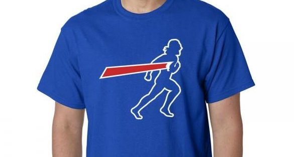 Streaker-inspired shirt, designed by Paul Roorda, will benefit the City Mission. (Contributed photo)