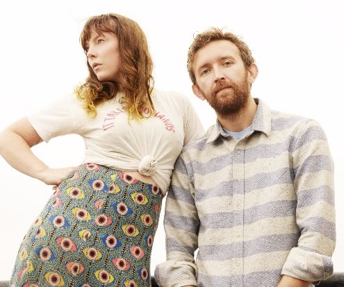 Sylvan Esso will perform at the Town Ballroom.