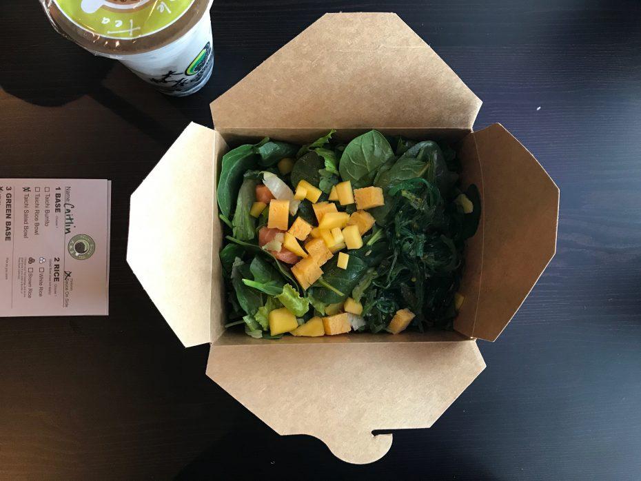 taichi salad