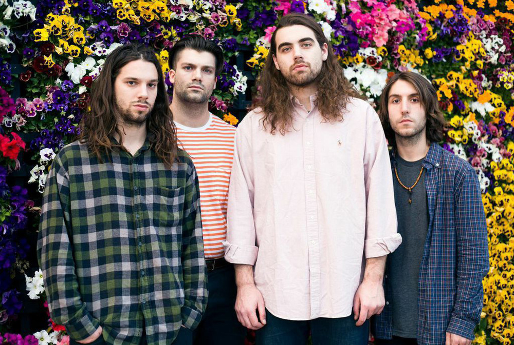 Indie band Turnover will perform at Town Ballroom.