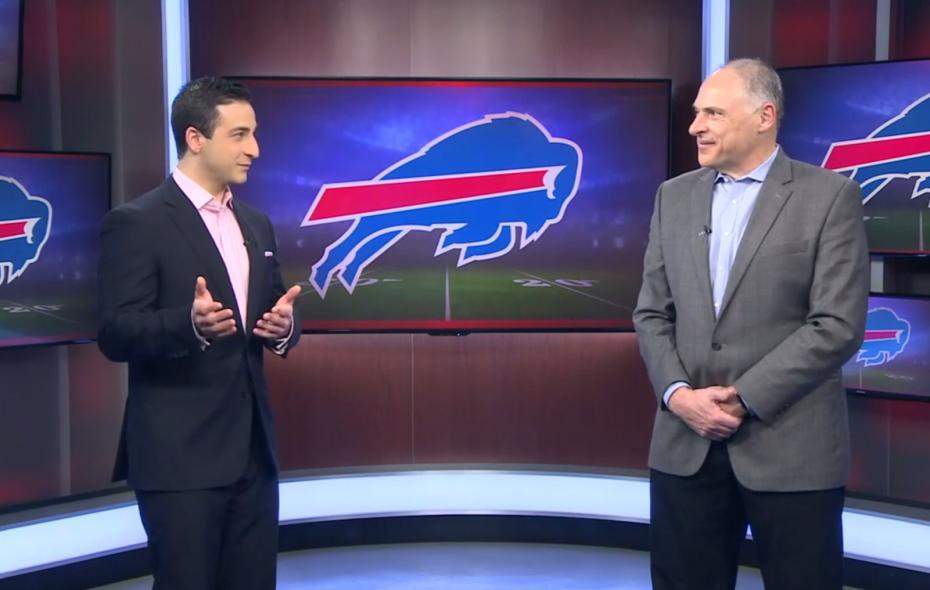 Watch: Vic Carucci breaks down the Bills on WGRZ