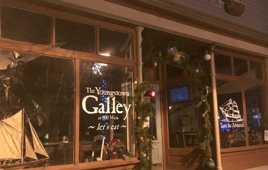 Youngstown Galley has opened at 400 Main St. (Youngstown Galley)