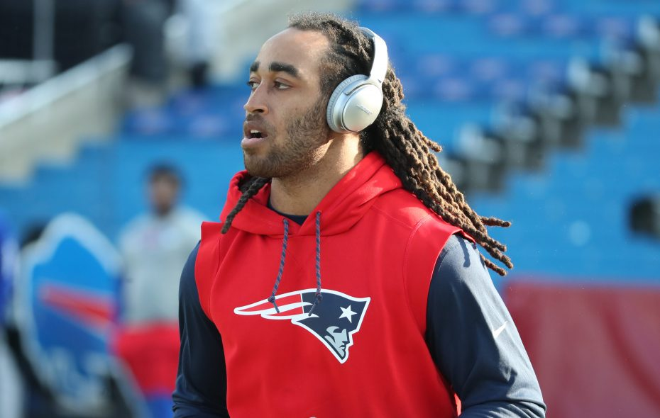 Patriots cornerback Stephon Gilmore. (James P. McCoy/News file photo)