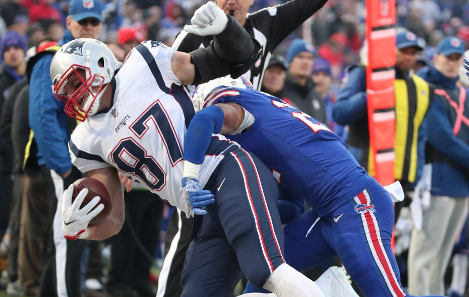 Rob Gronkowski On Retirement Living Without Pain And The