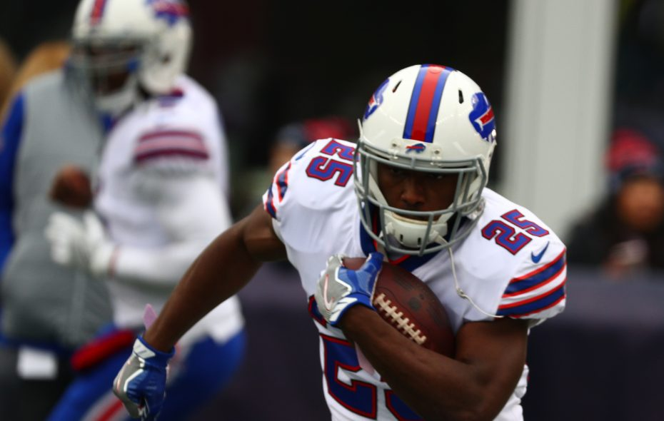 Buffalo Bills running back LeSean McCoy  (James P. McCoy / Buffalo News)