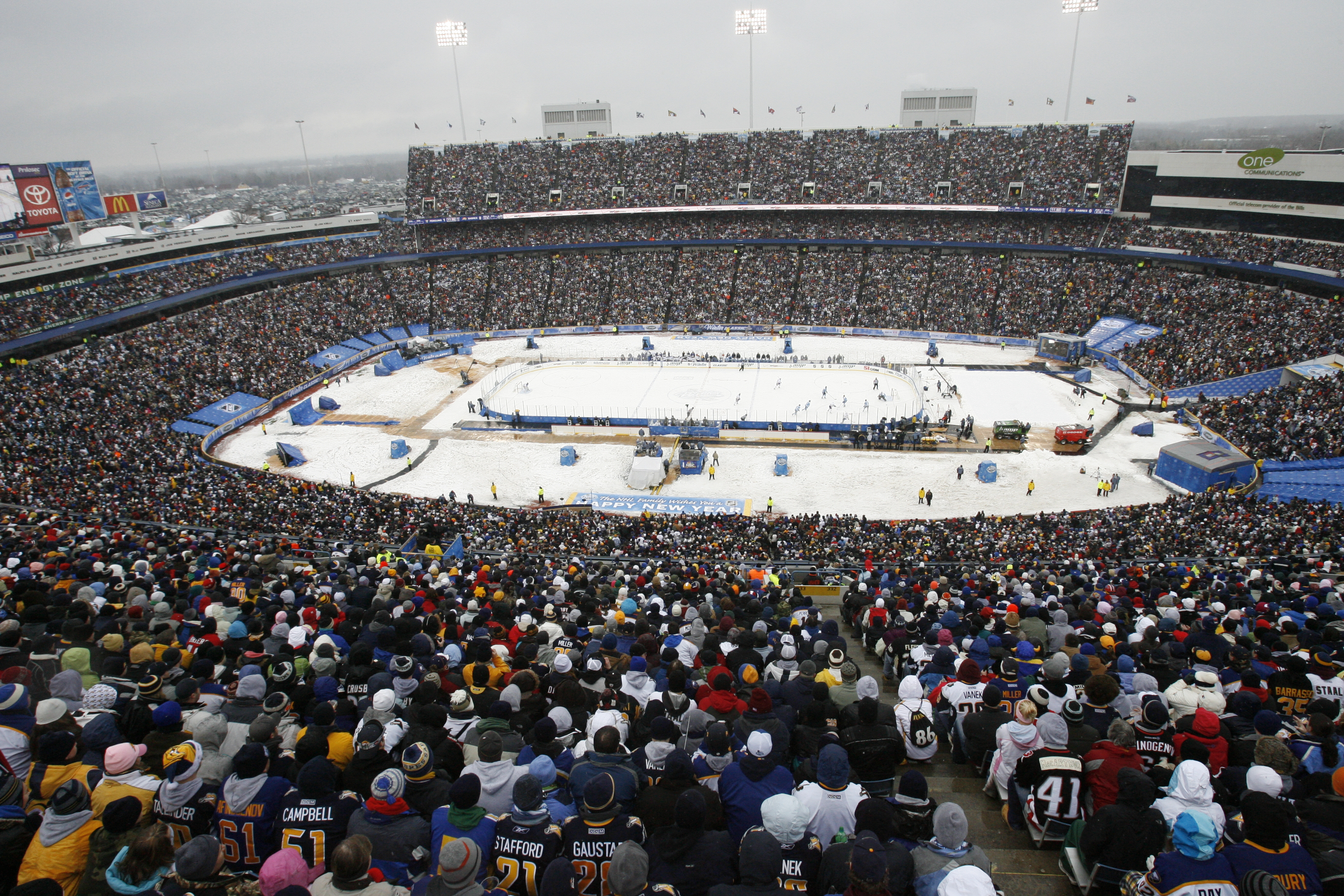 2008 Winter Classic at The Ralph  An oral history – The Buffalo News da298bc4e