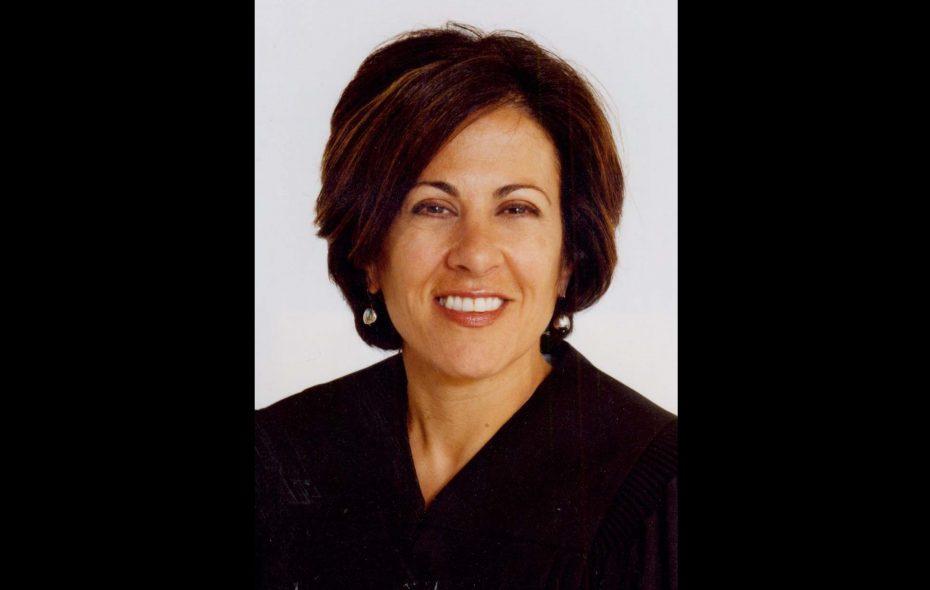 Niagara Falls City Court Judge Diane Vitello.