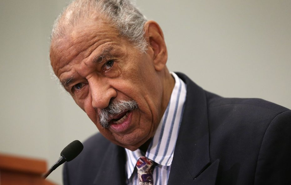 In the wake of sexual harassment allegations, Rep. John Conyers Jr., D-Mich., has announced his retirement from Congress effective immediately.  (Getty Images file photo)
