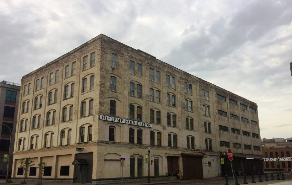 A Labatt USA test brewery and a restaurant will occupy the first floor of a renovated building at 79 Perry St.