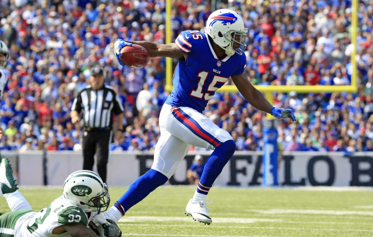 Jerome Boger's crew last officiated in Buffalo for the Bills-Jets game on Sept. 10. (Harry Scull Jr./News file photo)