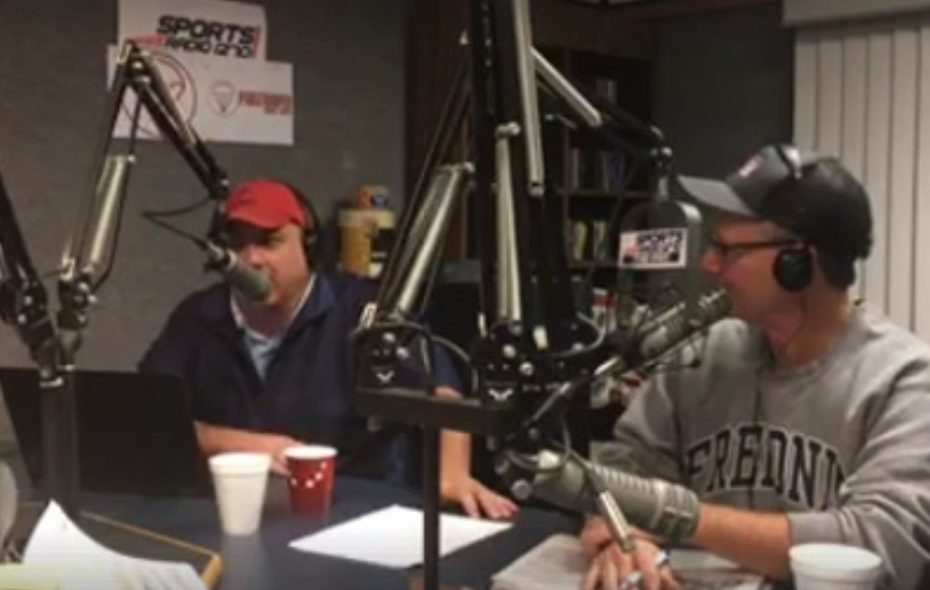 'The Bucky & Sully Show' talks Bills, college hoops today on 1270 The Fan