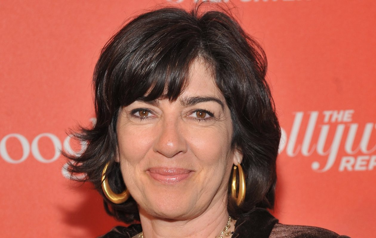 Christiane Amanpour (Mike Coppola/Getty Images for Hollywood Reporter)