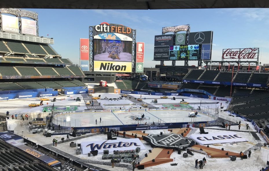 Live coverage: Buffalo Sabres practice at Winter Classic