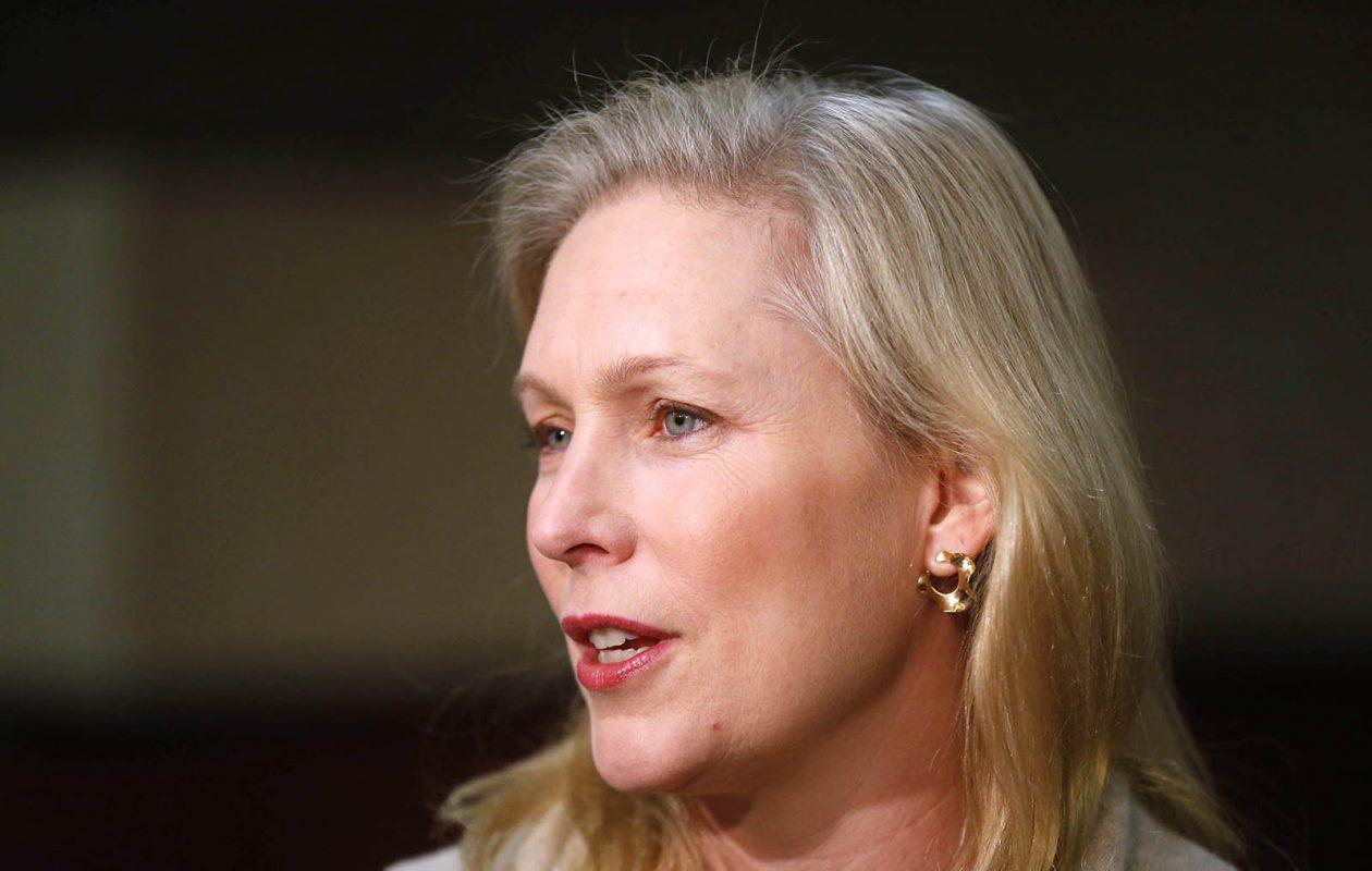 Sen. Kirsten Gillibrand. (Mark Mulville/News file photo)