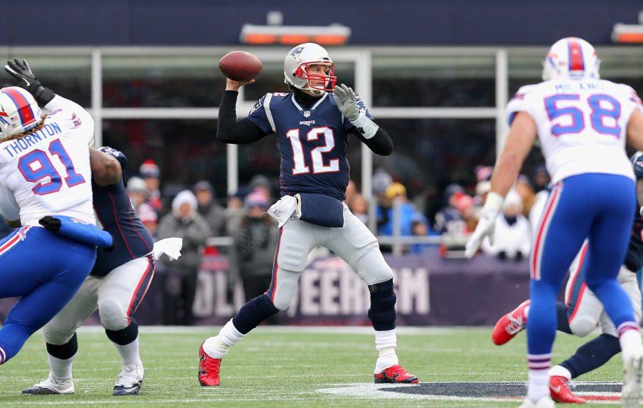 Tom Brady. (Maddie Meyer/Getty Images)