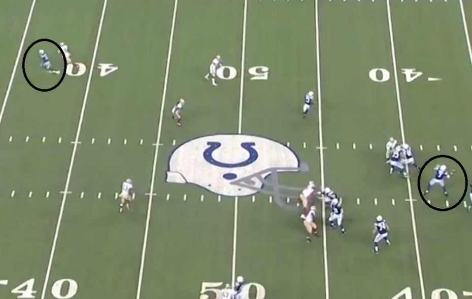Mark Gaughan's Big-Play Breakdown: T.Y. Hilton double move