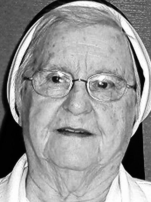 Syjut, Sister Mary Raymond