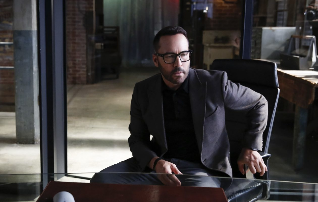 Jeremy Piven as Jeffrey Tanner in 'Wisdom of the Crowd.' (Cliff Lipson/CBS Broadcasting, Inc.)