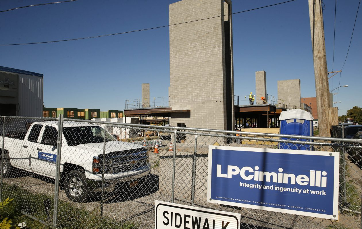 LPCiminelli said Tuesday it will shut down its general contracting business, but would continue its construction management and programing work. (Derek Gee/News file photo)