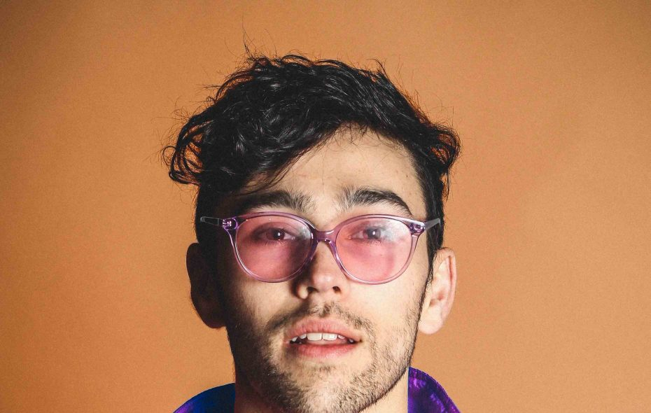 """Max Schneider, who goes by MAX, was balancing music and acting careers until his role in the 2014 Brian Wilson biopic """"Love & Mercy"""" inspired him to choose a focus. (Courtesy of Crush Music)"""