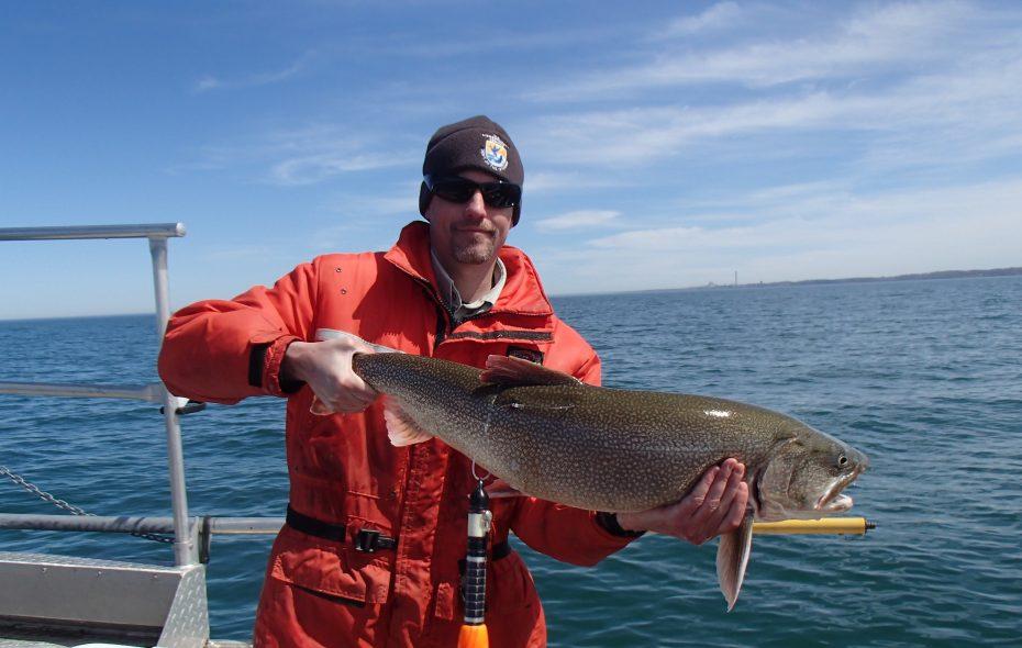 Outdoors: Niagara River lake trout need respect