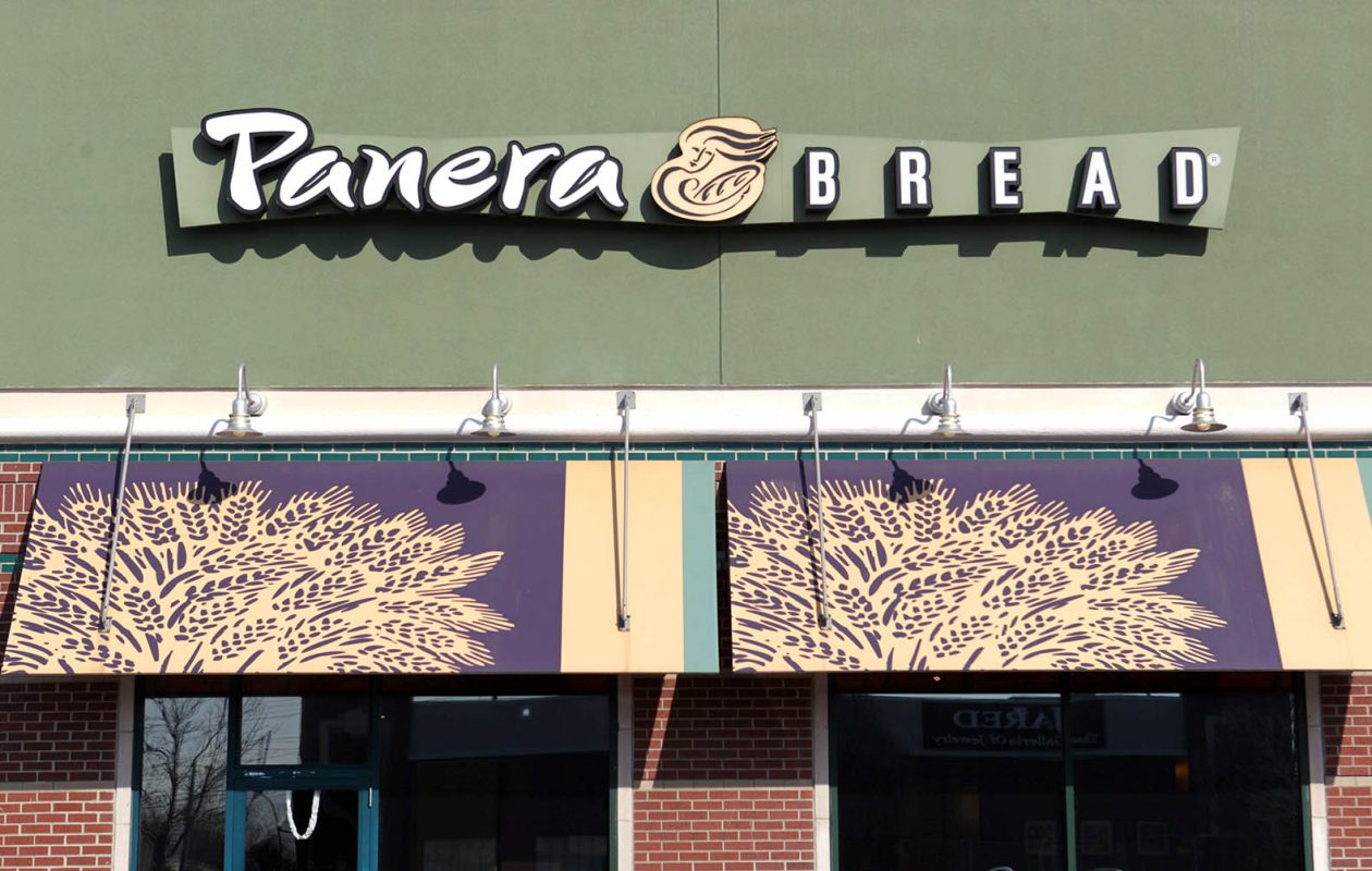 Panera Bread is a nationwide seller of baked goods, coffee, sandwiches and soup.  (Sharon Cantillon/News file photo)