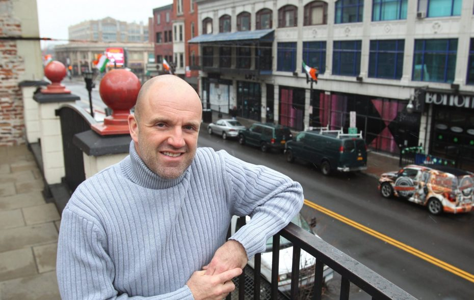 Jay Manno, pictured here in 2013, will debut the recast Soho after Christmas. (Sharon Cantillon/Buffalo News)