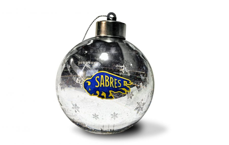 Sabres again selling autographed Christmas ornaments – The