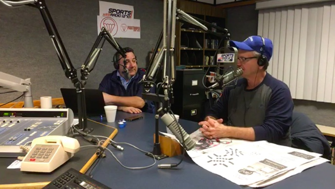 Bucky & Sully Show: Bills talk, World Juniors preview with Amy Moritz