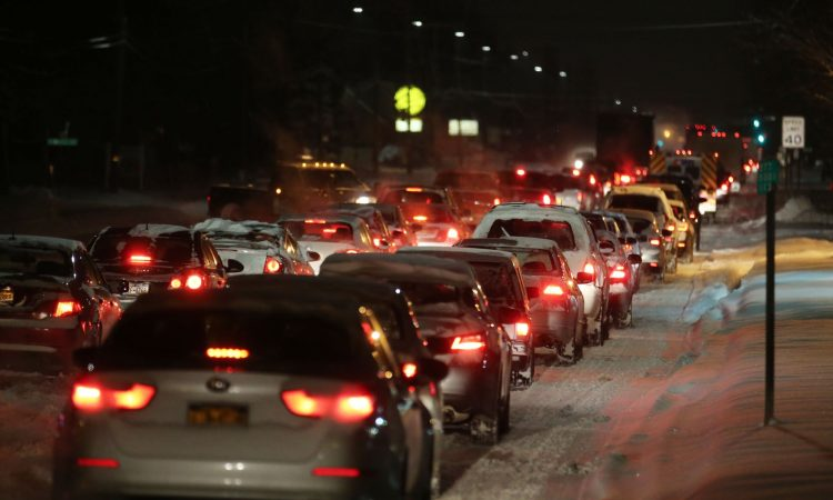 Snow will cause travel issues Thursday