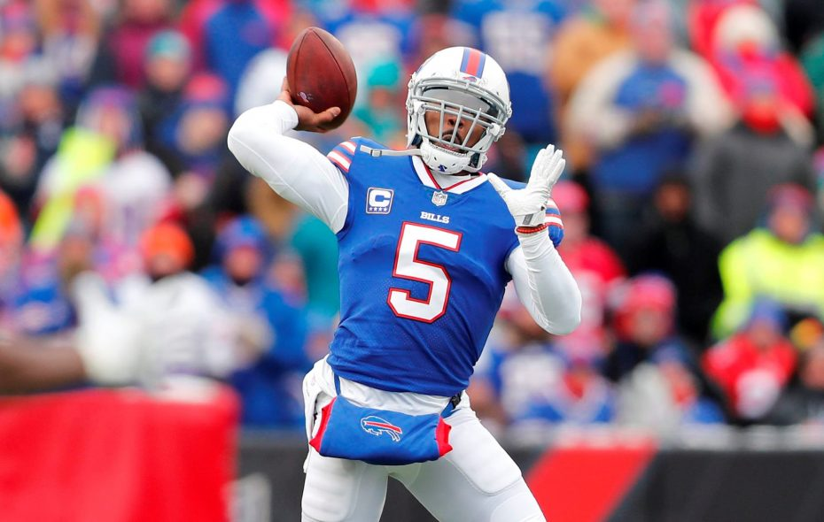Tyrod Taylor (Mark Mulville/News file photo)