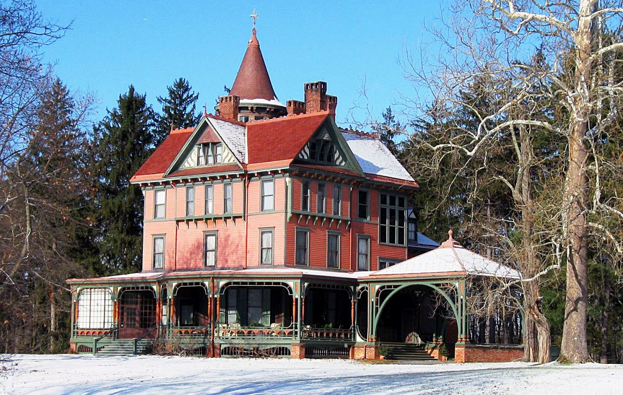 "Wilderstein, a Queen Anne mansion in Rhinebeck, was the home of Margaret ""Daisy"" Suckley, cousin and longtime confidant of FDR who gave Fala to the president."