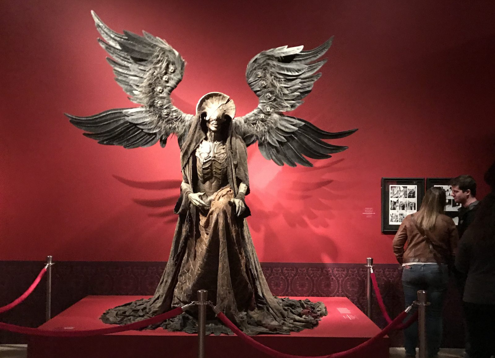 Angel Of Death 2017 the del toro exhibit: monsters, outsiders and death … oh my